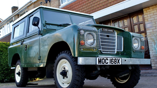 1981 Land Rover Series III For Sale (picture 5 of 115)