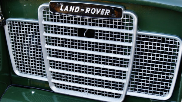 1981 Land Rover Series III For Sale (picture 53 of 115)