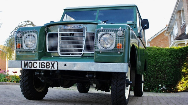 1981 Land Rover Series III For Sale (picture 29 of 115)