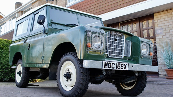 1981 Land Rover Series III For Sale (picture 6 of 115)