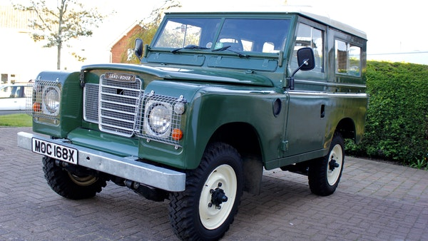 1981 Land Rover Series III For Sale (picture 1 of 115)
