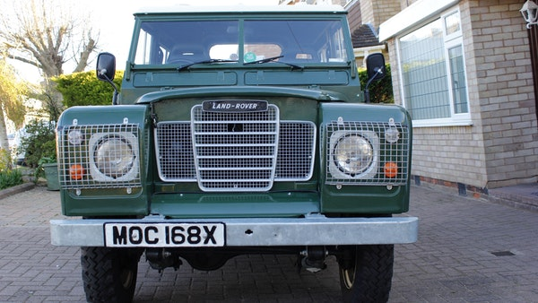1981 Land Rover Series III For Sale (picture 15 of 115)