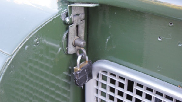 1981 Land Rover Series III For Sale (picture 67 of 115)