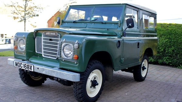 1981 Land Rover Series III For Sale (picture 9 of 115)