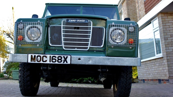 1981 Land Rover Series III For Sale (picture 23 of 115)