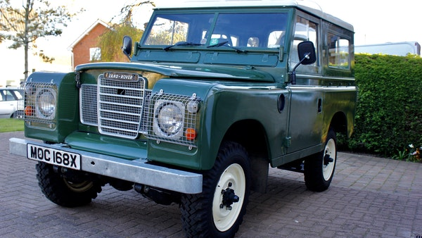 1981 Land Rover Series III For Sale (picture 4 of 115)
