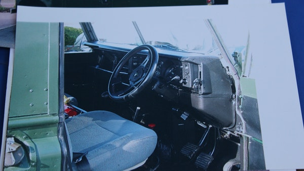 1981 Land Rover Series III For Sale (picture 106 of 115)