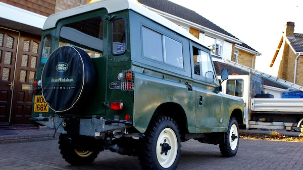 1981 Land Rover Series III For Sale (picture 21 of 115)