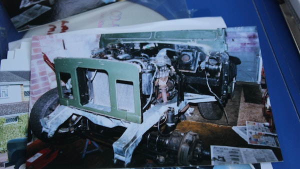 1981 Land Rover Series III For Sale (picture 105 of 115)