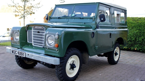 1981 Land Rover Series III For Sale (picture 28 of 115)