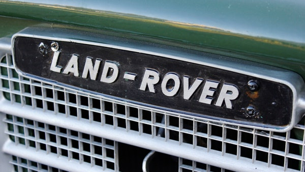 1981 Land Rover Series III For Sale (picture 52 of 115)