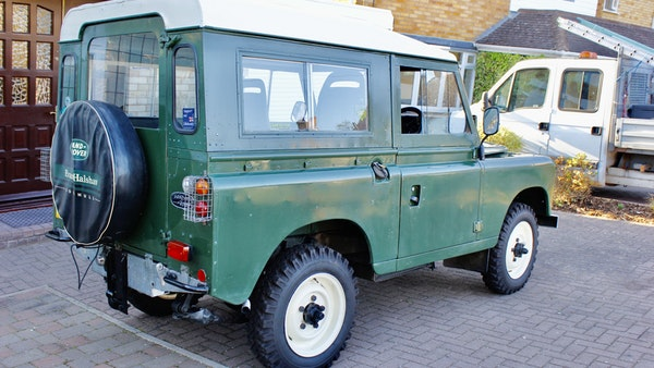 1981 Land Rover Series III For Sale (picture 18 of 115)