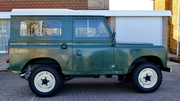 1981 Land Rover Series III For Sale (picture 13 of 115)