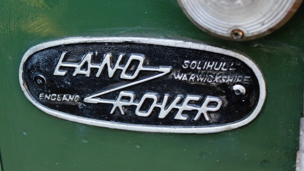 1981 Land Rover Series III For Sale (picture 58 of 115)