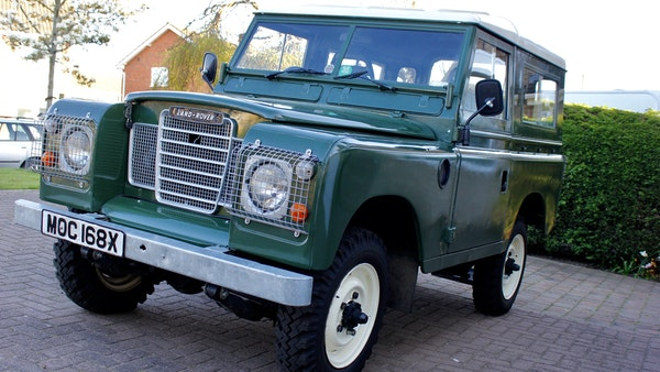 1981 Land Rover Series III For Sale (picture 8 of 115)