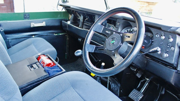1981 Land Rover Series III For Sale (picture 33 of 115)