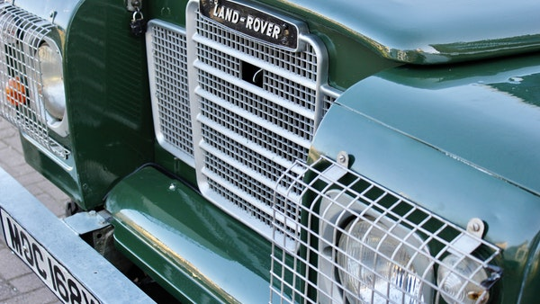 1981 Land Rover Series III For Sale (picture 10 of 115)