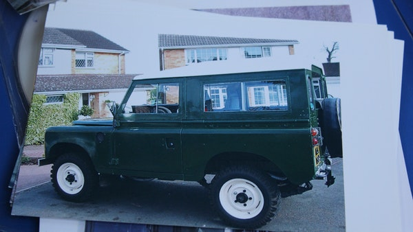 1981 Land Rover Series III For Sale (picture 107 of 115)