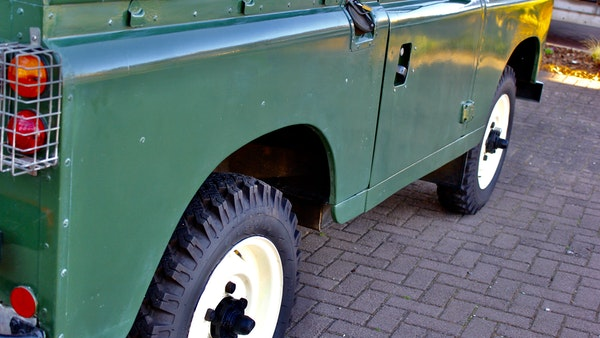 1981 Land Rover Series III For Sale (picture 48 of 115)