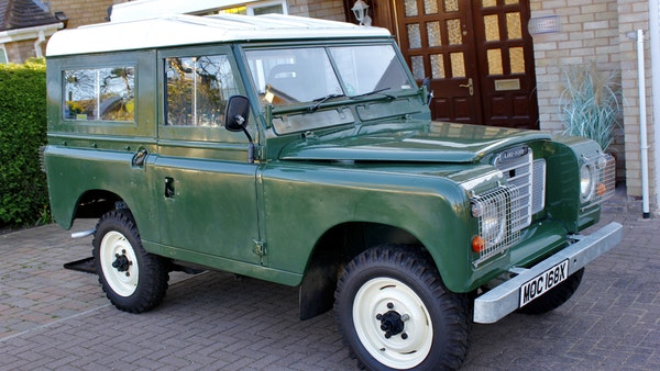 1981 Land Rover Series III For Sale (picture 3 of 115)