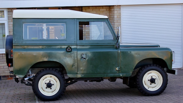 1981 Land Rover Series III For Sale (picture 31 of 115)