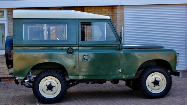 1981 Land Rover Series III For Sale (picture 30 of 115)