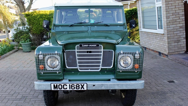 1981 Land Rover Series III For Sale (picture 14 of 115)