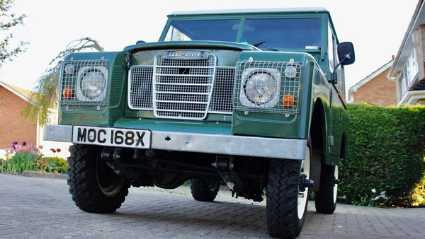 1981 Land Rover Series III For Sale (picture 22 of 115)