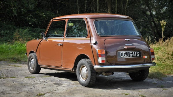 1978 Mini Clubman 1275 For Sale (picture 20 of 201)