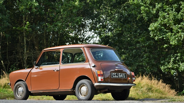 1978 Mini Clubman 1275 For Sale (picture 25 of 201)