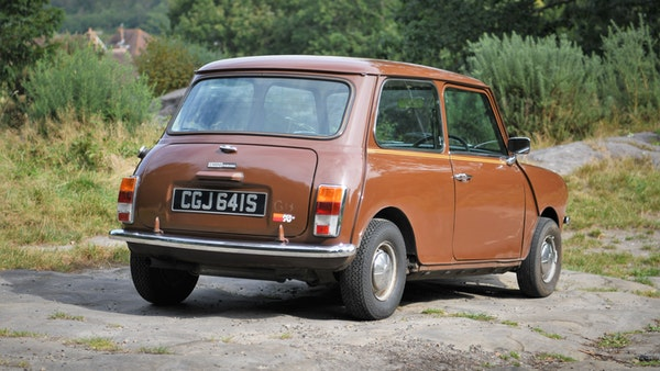 1978 Mini Clubman 1275 For Sale (picture 13 of 201)