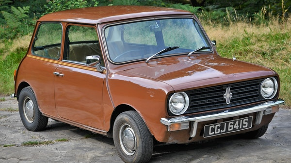 1978 Mini Clubman 1275 For Sale (picture 9 of 201)