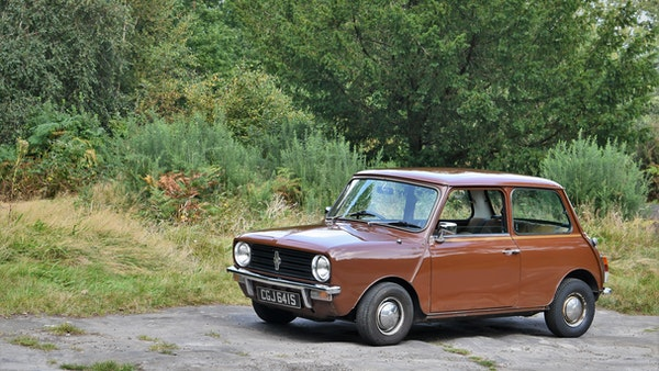 1978 Mini Clubman 1275 For Sale (picture 23 of 201)