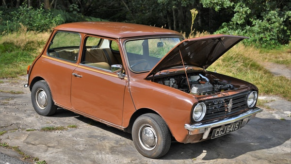1978 Mini Clubman 1275 For Sale (picture 127 of 201)