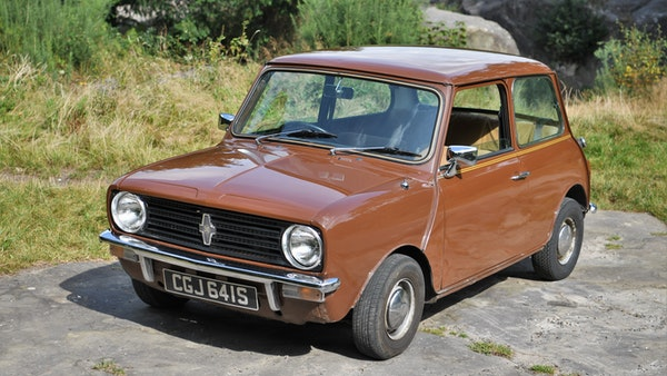 1978 Mini Clubman 1275 For Sale (picture 3 of 201)