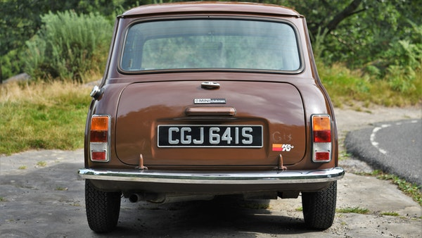 1978 Mini Clubman 1275 For Sale (picture 5 of 201)