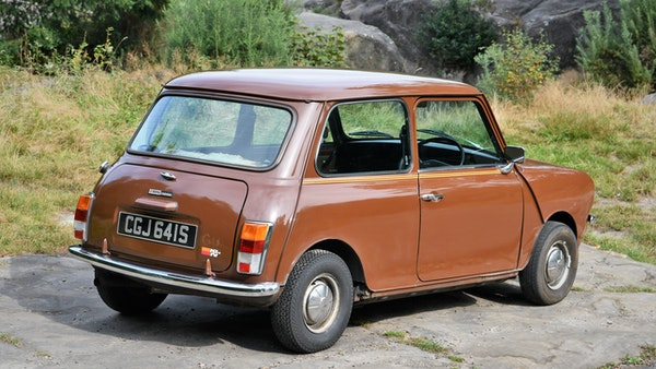 1978 Mini Clubman 1275 For Sale (picture 12 of 201)