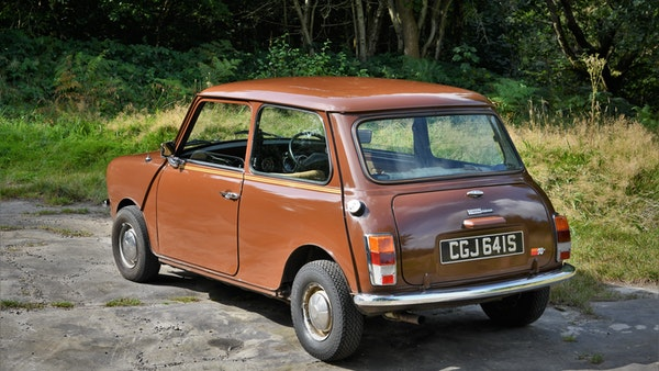 1978 Mini Clubman 1275 For Sale (picture 21 of 201)