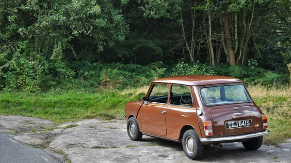 1978 Mini Clubman 1275 For Sale (picture 19 of 201)