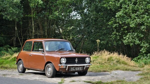 1978 Mini Clubman 1275 For Sale (picture 8 of 201)