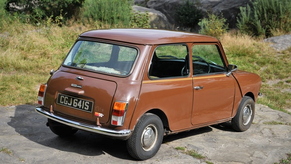 1978 Mini Clubman 1275 For Sale (picture 17 of 201)