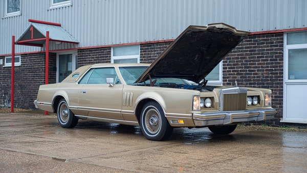 RESERVE REMOVED - 1978 Lincoln Continental Diamond Jubilee & Cartier For Sale (picture 10 of 50)