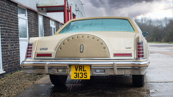 RESERVE REMOVED - 1978 Lincoln Continental Diamond Jubilee & Cartier For Sale (picture 5 of 50)