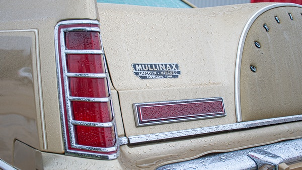 RESERVE REMOVED - 1978 Lincoln Continental Diamond Jubilee & Cartier For Sale (picture 36 of 50)