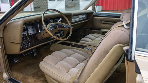 RESERVE REMOVED - 1978 Lincoln Continental Diamond Jubilee & Cartier For Sale (picture 20 of 50)