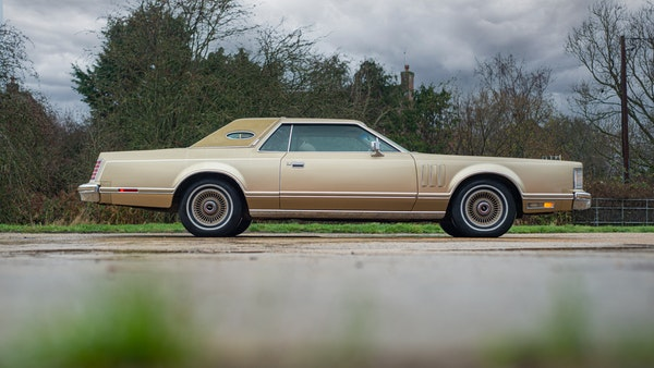 RESERVE REMOVED - 1978 Lincoln Continental Diamond Jubilee & Cartier For Sale (picture 6 of 50)