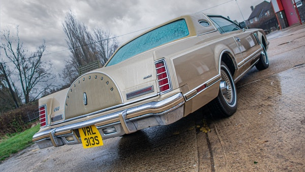 RESERVE REMOVED - 1978 Lincoln Continental Diamond Jubilee & Cartier For Sale (picture 9 of 50)