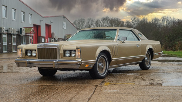RESERVE REMOVED - 1978 Lincoln Continental Diamond Jubilee & Cartier For Sale (picture 1 of 50)