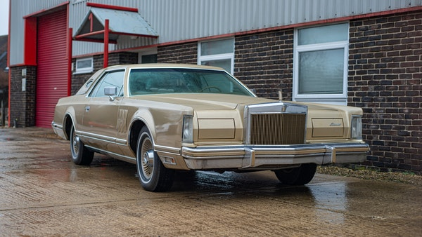 RESERVE REMOVED - 1978 Lincoln Continental Diamond Jubilee & Cartier For Sale (picture 3 of 50)