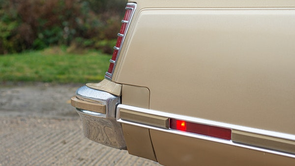 RESERVE REMOVED - 1978 Lincoln Continental Diamond Jubilee & Cartier For Sale (picture 42 of 50)